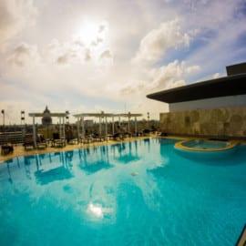 Hotel Parque Central Havanna Kuba 2015