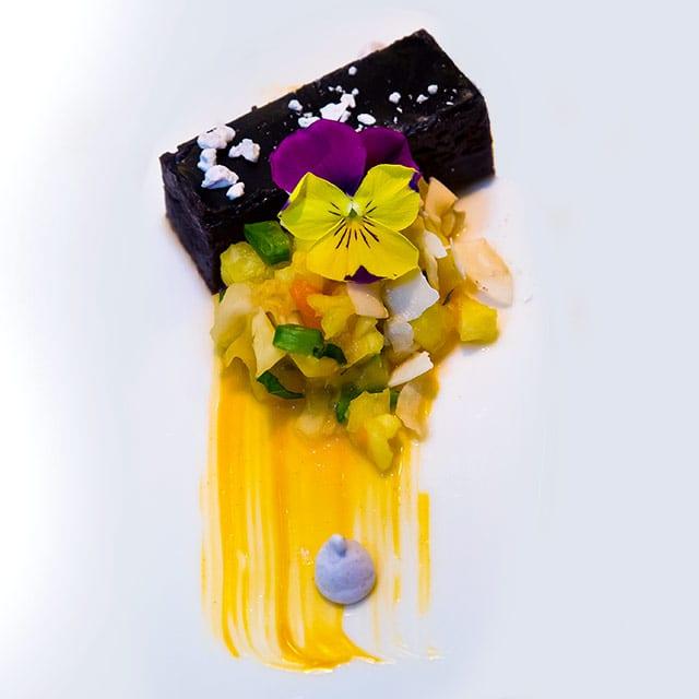 Ätliga blommor recept
