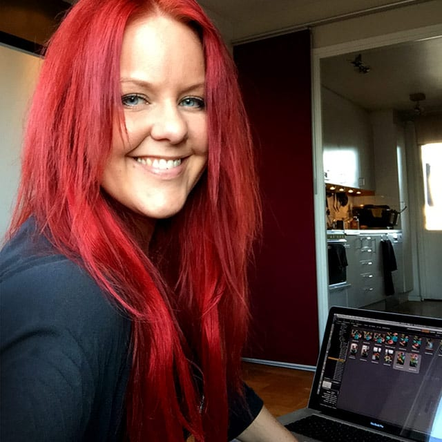 Bloggare Madeleine Landley