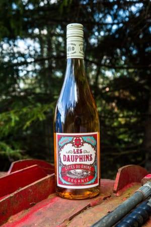 Les Dauphins Côtes du Rhône Rosé