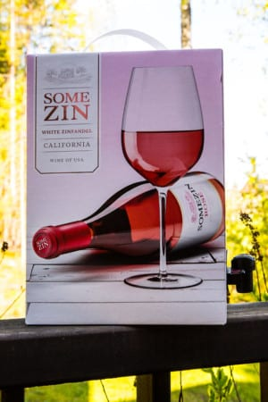 Some Sin White Zinfandel (6421)