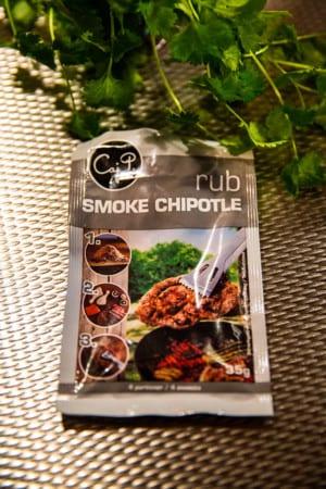 Caj P Smoke Chipotle Rub