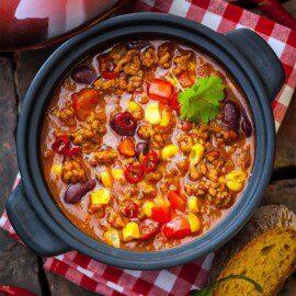 Chiligryta recept