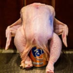 Fanta Can Chicken med apelsinglaze
