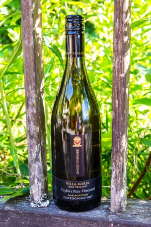 Villa Maria Single Vineyard Taylors Pass Chardonnay (92449)