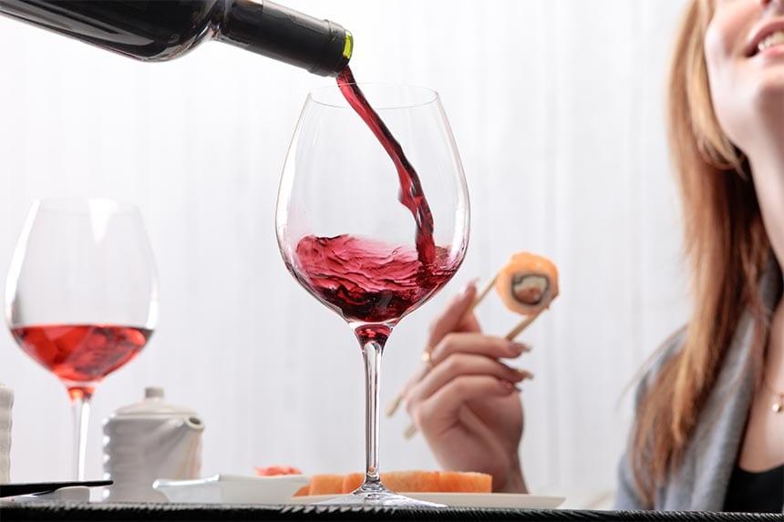 10. Brukar du rekommendera vin?