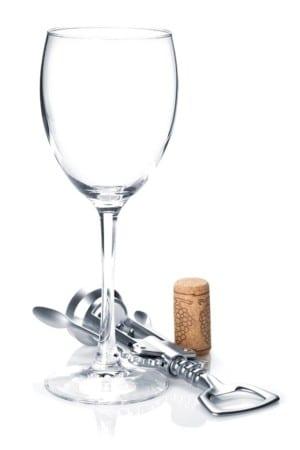Vinglas till vinprovning