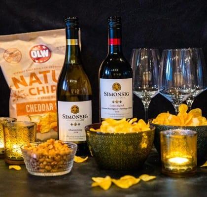 Vad ska man välja för vin till fredagsmyset?