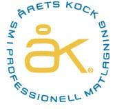 Årets Kock Logo