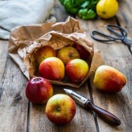 Vad ska man göra med höstfrukten