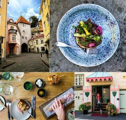 Resetips: Estland och Estlands restaurangvecka