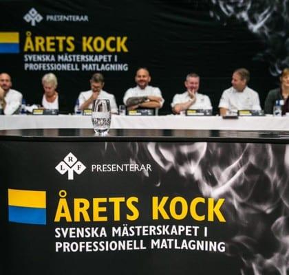 Semifinalister Årets Kock 2016
