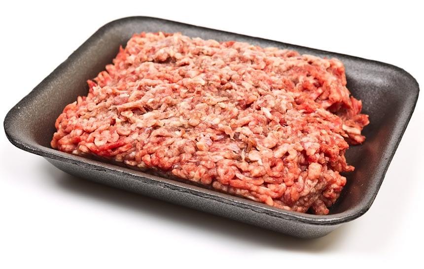 saker att göra med köttfärs