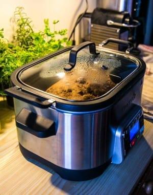 Surdegsbröd i Crock Pot