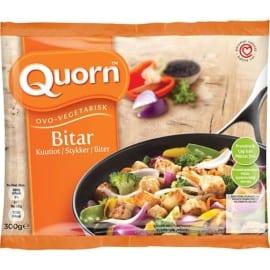 Quorn bitar recept