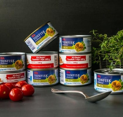 9 enkla recept med tonfisk på burk