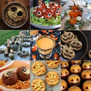 plockmat till halloween