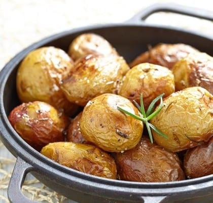 Bästa recepten med potatis
