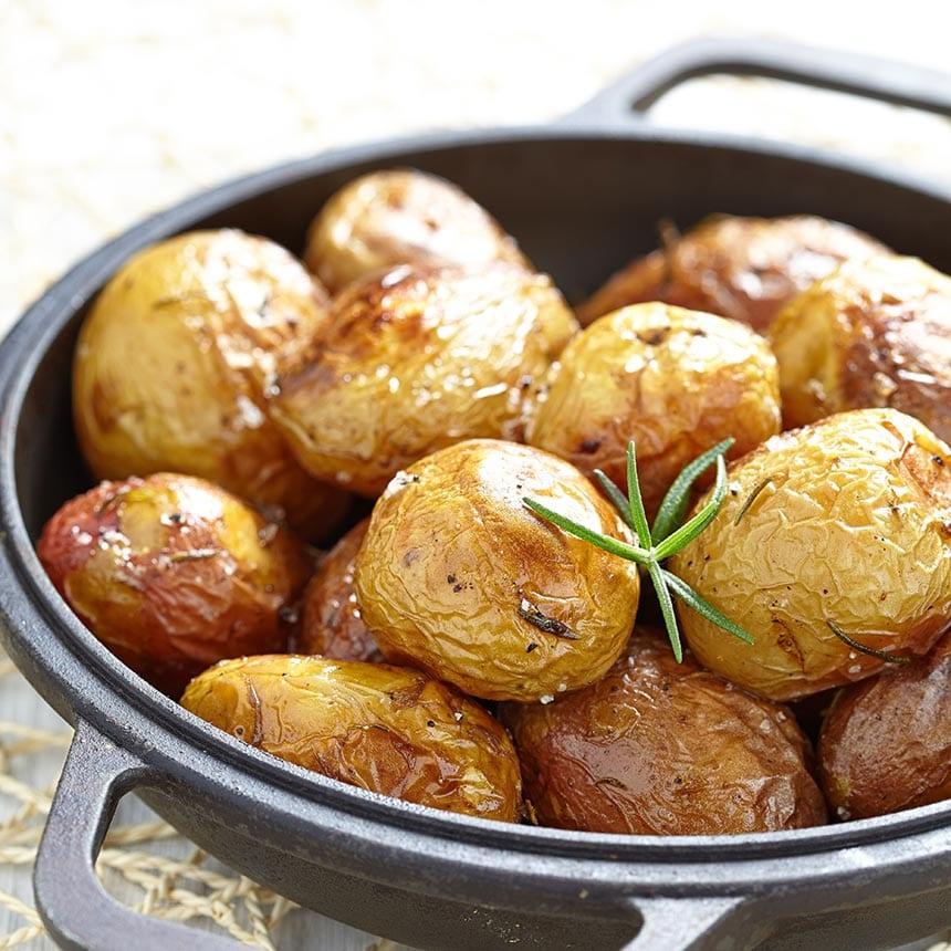 förkoka potatis innan ugn