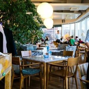 Kohvik Komeet Tallinn