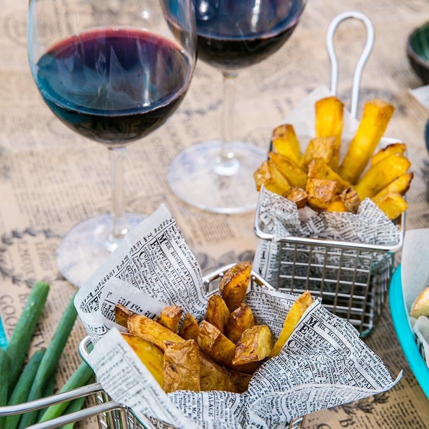 Recept med vintips