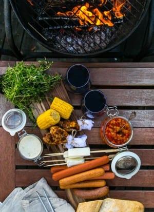 5 hemmagjorda tillbehör till grillkorven
