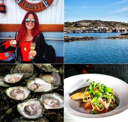 Världens bästa ostron kommer från Grebbestad