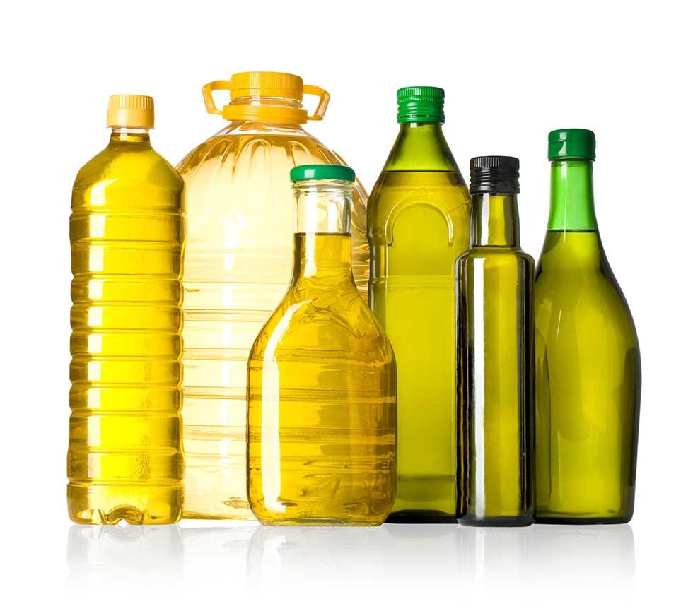 Rykpunkt för oljor och smör