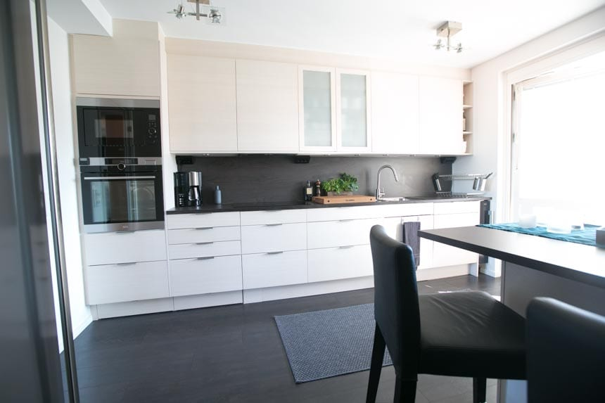 Nytt kök från Electrolux Home