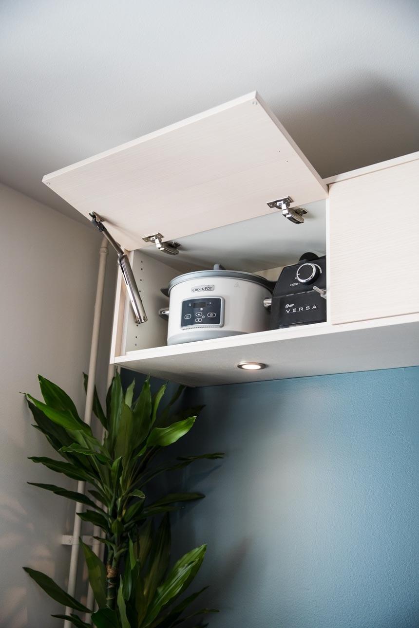 Smarta överskåp från Electrolux Home