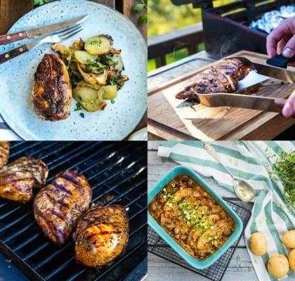 12 bästa recepten med kycklingfilé