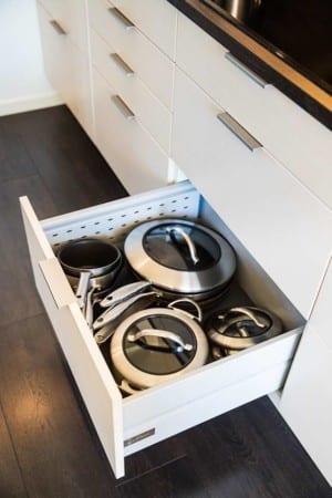 Smart förvaring från Electrolux Home