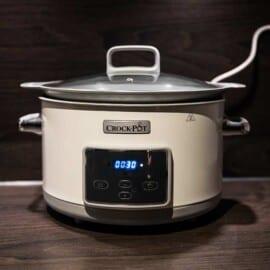 Crock Pot One Pot Cooking
