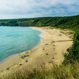 Lipite Beach Sinemoretz Bulgarien 2018