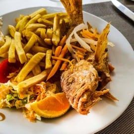 Mat på Jamaica 2018