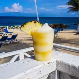 Drink på Jamaica 2018