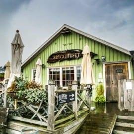 Slipen Hotell i Fiskebäckskil