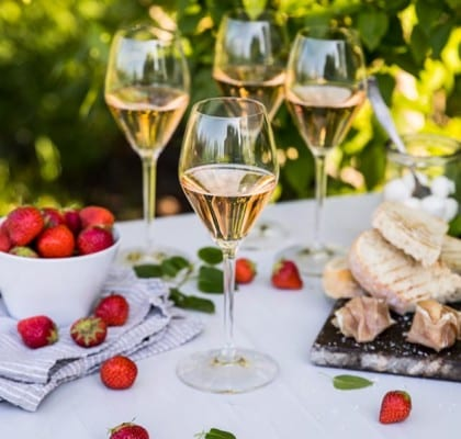 Riedel Summer set Rosé:
