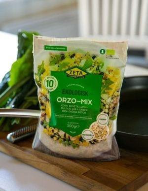 Orzo-mix