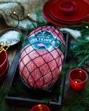 Så enkelt lagar du en saftig och god julskinka