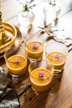 Kryddig sötpotatissoppa