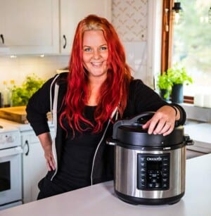 Madeleine Landley recept för Crock-Pot