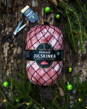 Julskinka från Jakobsdals