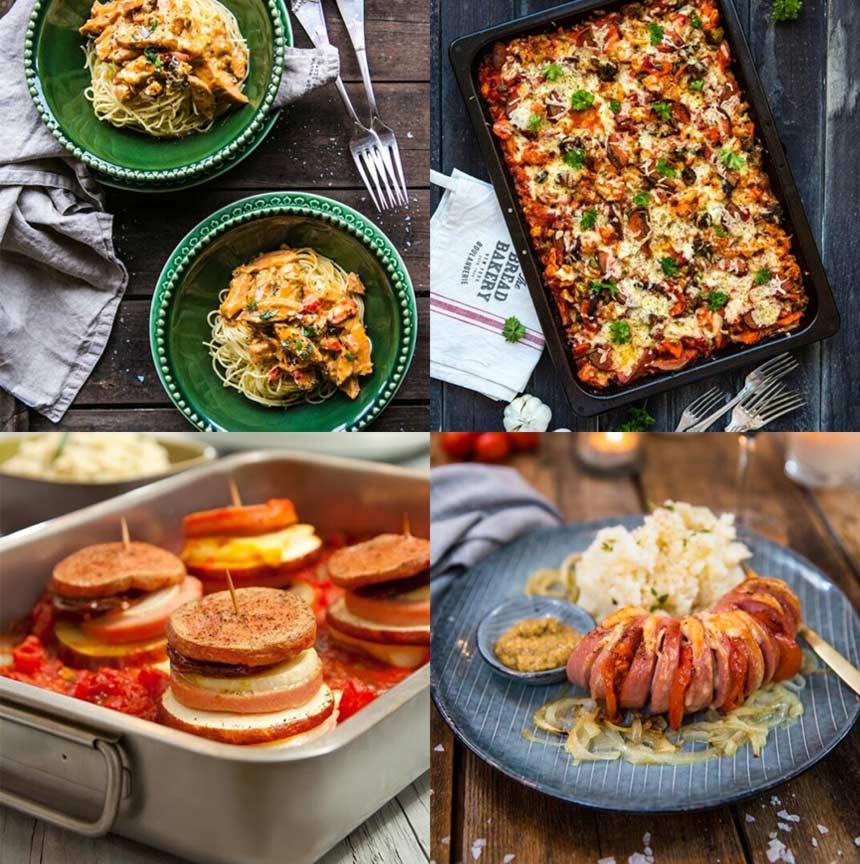 Vad kan man laga med falukorv?