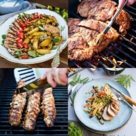 Bästa recepten på grillat kött till midsommar